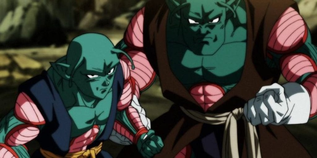 The 6th Universe's Namekians