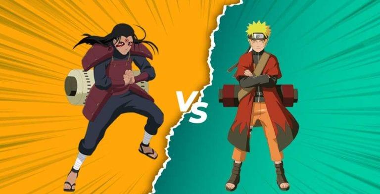 Hashirama-vs-Naruto