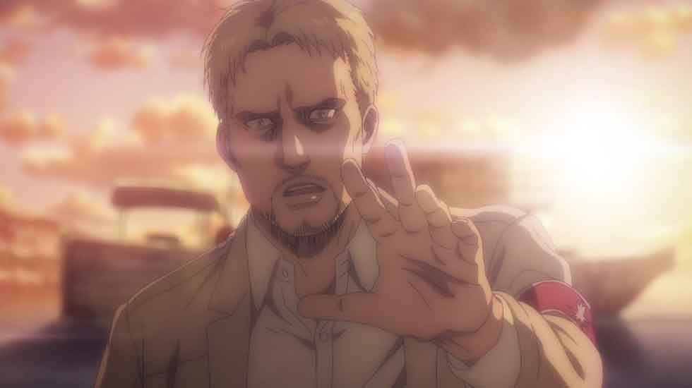 AOT Chapter 138: Reiner's Suffering Has No End!