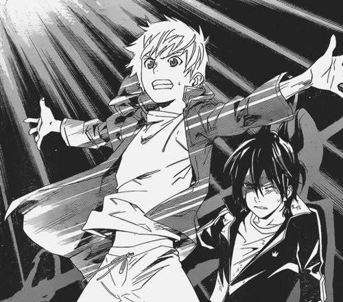 Yukine stakes his name to protect Yato