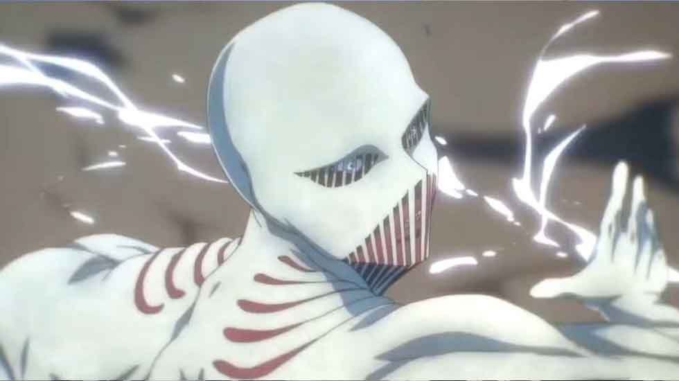 What Are The Powers Of The War Hammer Titan In Attack On Titan?