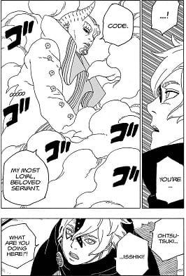 Isshiki appears before Jigen