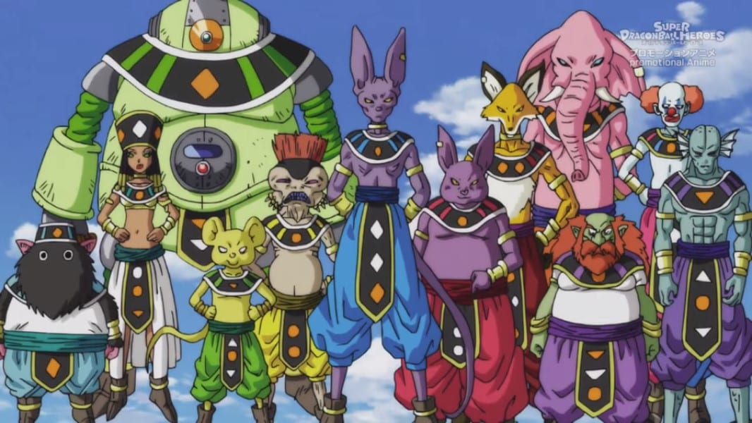 Who Is The Strongest God Of Destruction In Dragon Ball Super? Gods Of Destruction Ranked