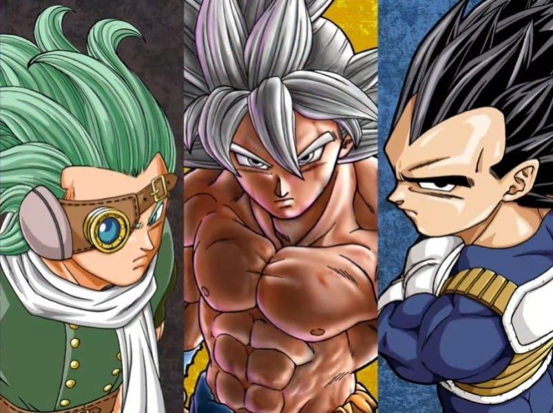 DBS Chapter 72 Spoilers: Goku, Vegeta vs Granolah