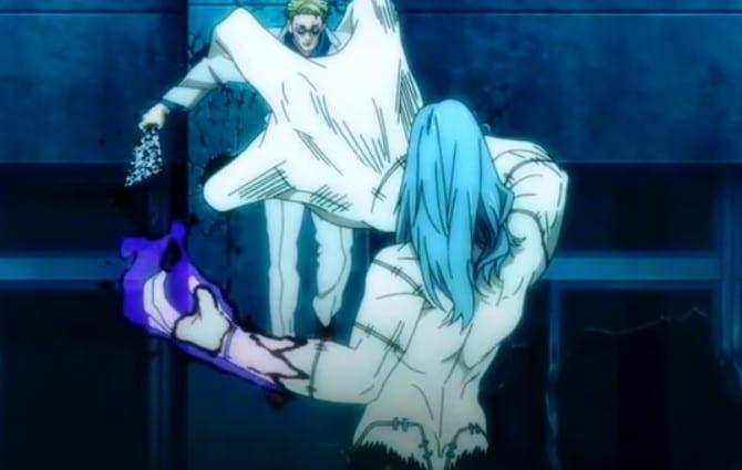 Jujutsu kaisen anime, episode 13