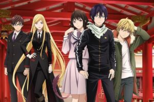 Top 10 Strongest Gods In Noragami Ranked!