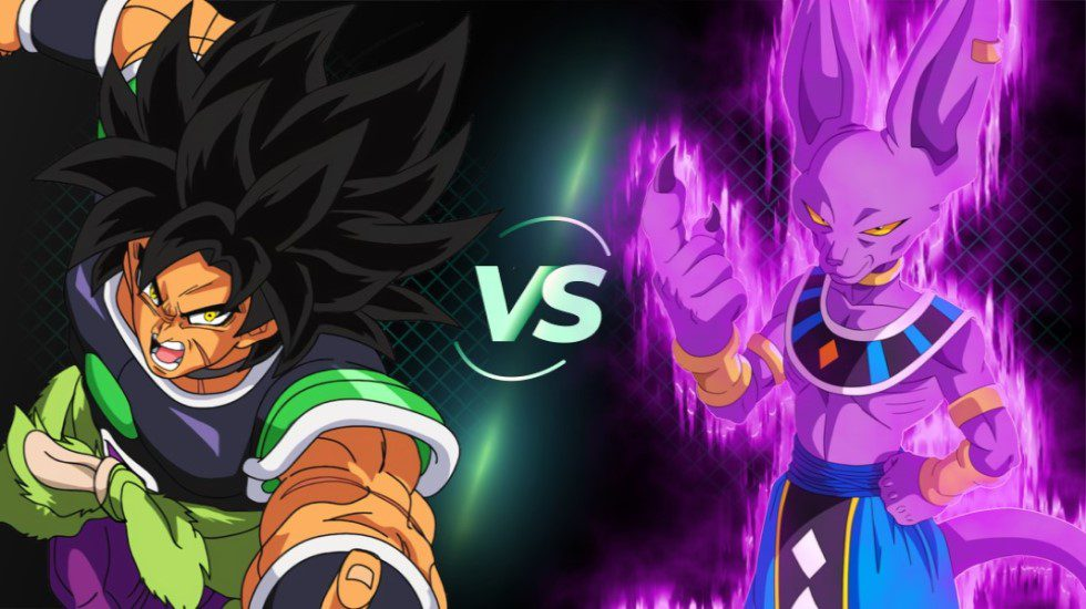 Broly Vs Beerus: Examining Who Is Stronger In Dragon Ball Super