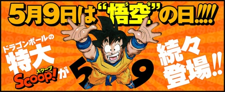 Goku Day Poster