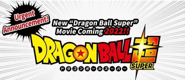 Dragon ball super new movie announced
