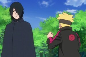 Why Did Boruto Stab Sasuke's Rinnegan? | Unravelling The Mystery