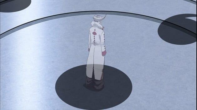 Isshiki Otsutsuki in episode 202 of Boruto