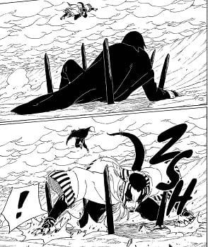 Jigen vs Sasuke and Naruto
