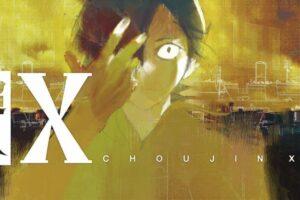 Sui Ishida's Choujin X Chapter 2 Almost Finished!