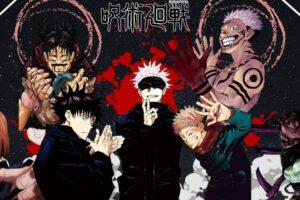 Jujutsu Kaisen Characters Ranked According To Strength