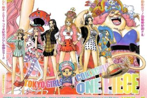 'One Piece Novel Heroines' Series Releases In Japan