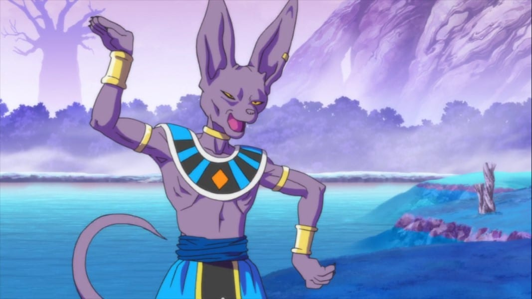 Beerus' Powers And Abilities In Dragon Ball Super Explained