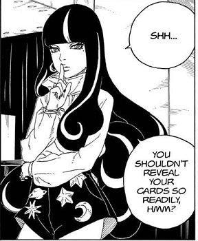 Eida stops Daemon Boruto Chapter 60