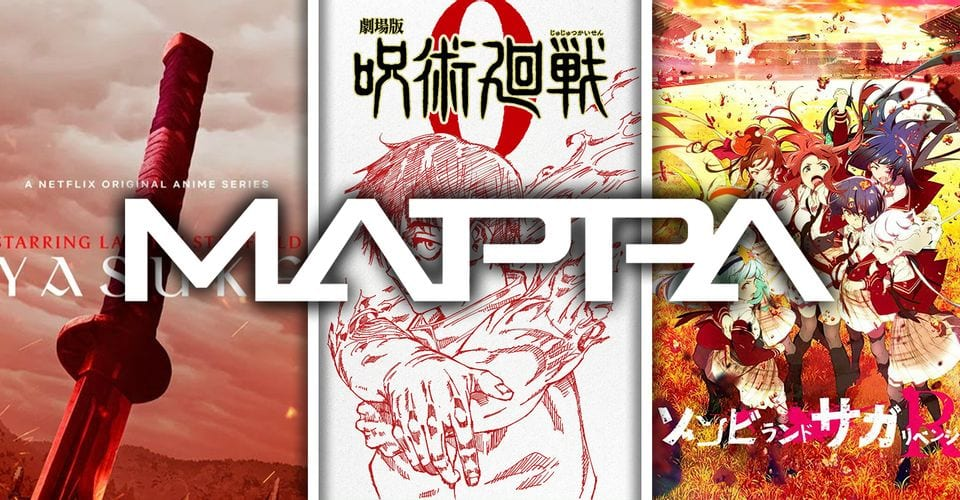 MAPPA Responds To The Discussion On Low-Rates Paid To Animators In Japan, Opens Branch Office