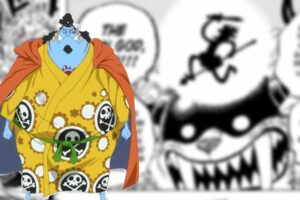 One Piece Chapter 1018: Who Is Nika?