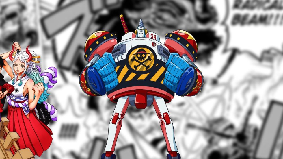 One Piece Chapter 1019: Yamato's Hybrid Form Revealed!