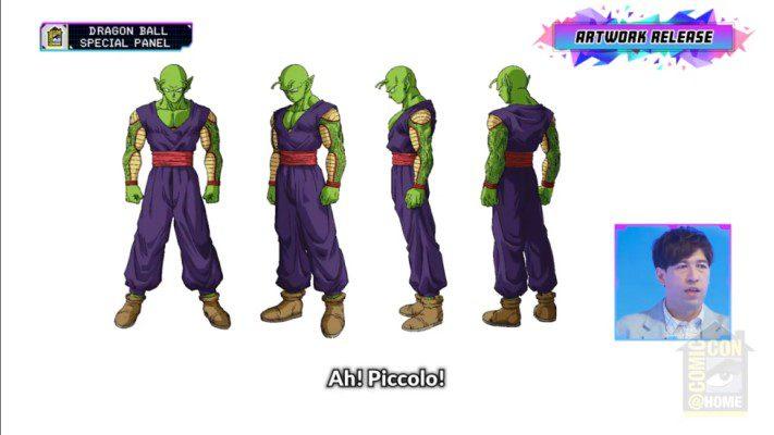 Dragon Ball Super: Super Hero - Piccolo artwork
