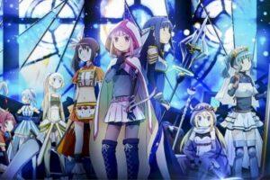 Magia Record: Puella Magi Madoka Magica Side Story Season 2 Streams Opening Song By ClariS