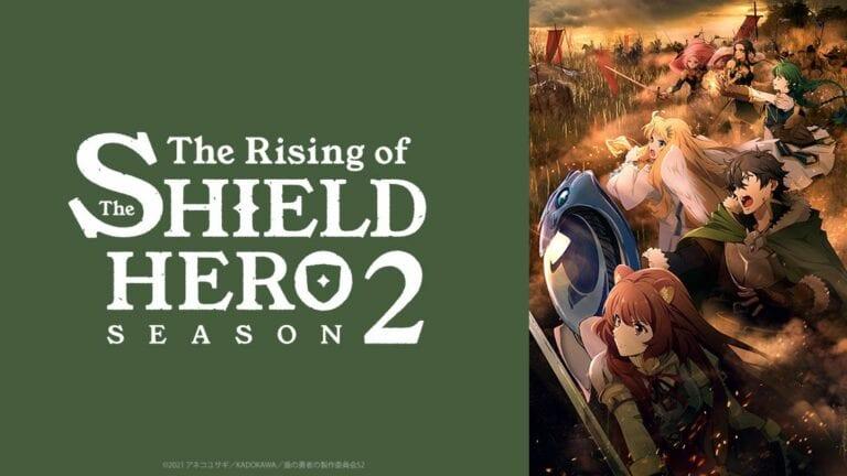 Shield hero s2