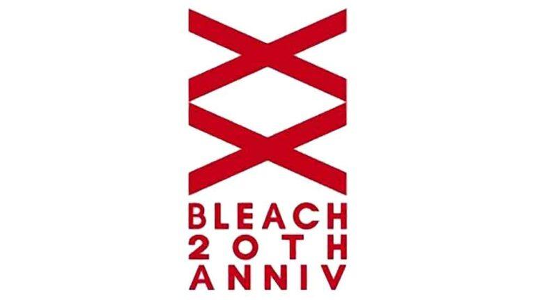 bleach 20year
