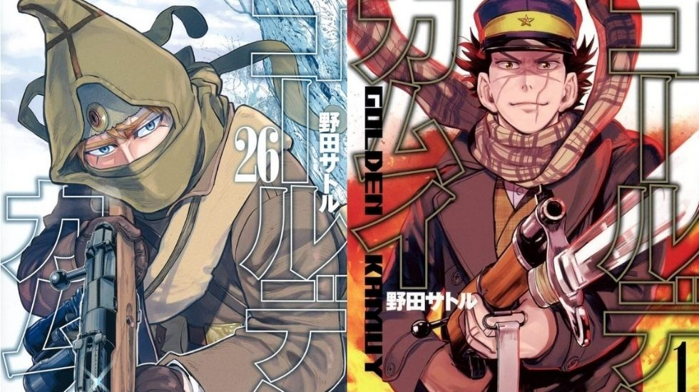 golden kamuy cover