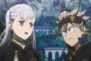 Discussing If Noelle Likes Asta In Black Clover