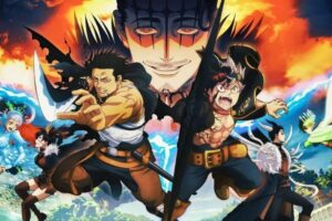 Top 15 Strongest Black Clover Characters Ranked