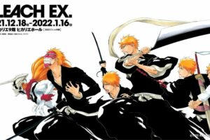 Bleach Releases New PV For Original Art Exhibition