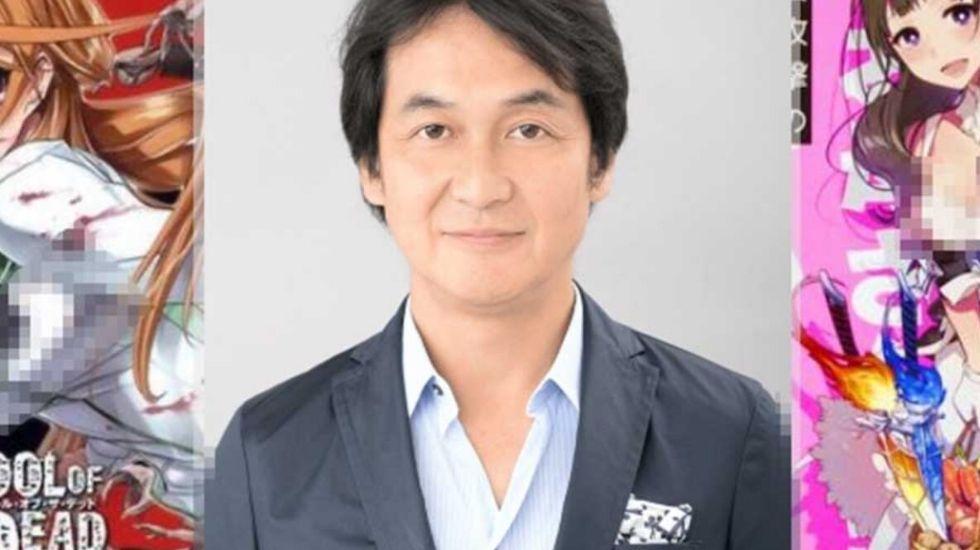Kadokawa apologises