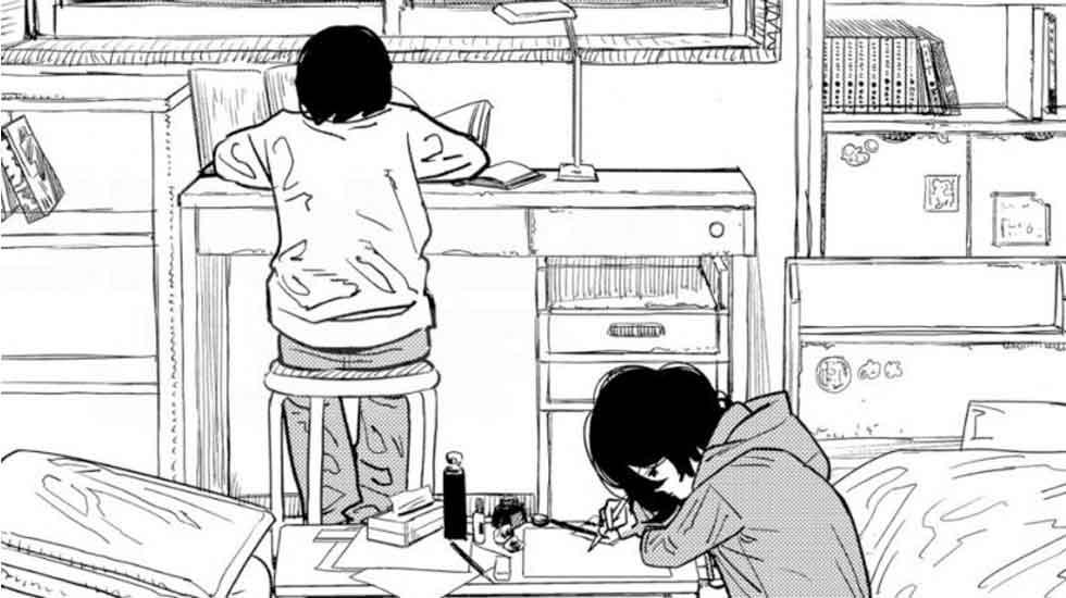 Look Back One Shot manga by Tatsuki Fujimoto
