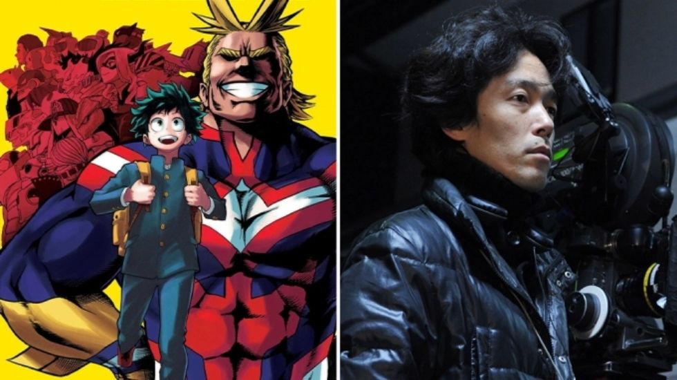 Shinsuke Satō To Helm The Hollywood Live-Action Film Adaptation of My Hero Academia