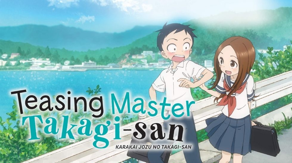 Teasing Master Takagi-san Confirmed To Get Season 3 And A Movie In 2022