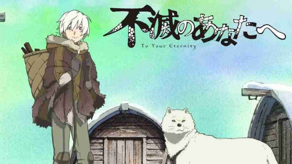 TV Anime To Your Eternity Season 2 Will Air From Fall 2022