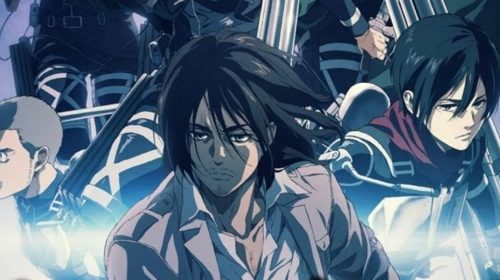 Attack On Titan Season 4 Part 2 To Air From January 2022