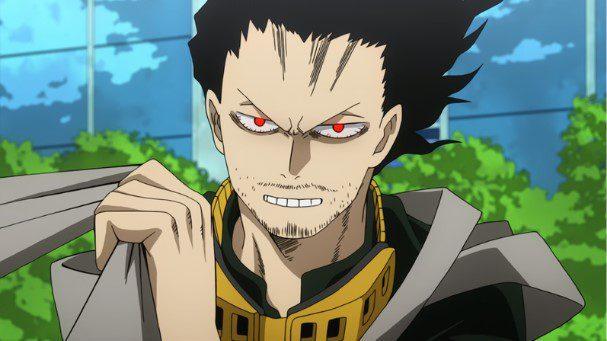Shota Aizawa's erasure quirk activated.