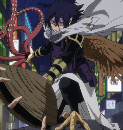Tamaki's manifest quirk that allows him to manifest the abilities of things he consumes.