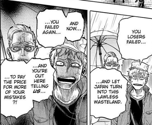 The public lashes out at Best Jeanist in My Hero Academia Chapter 323