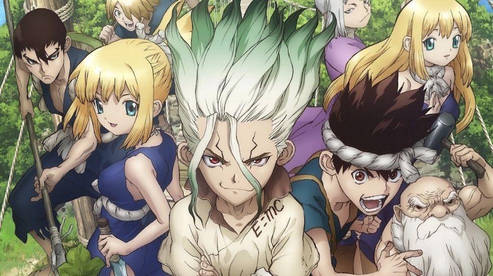 Dr. Stone Manga To Enter Its Final Arc