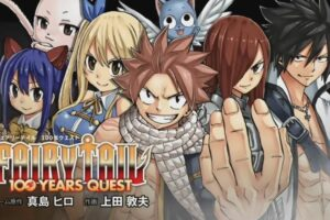 Fairy Tail: 100 Years Quest Sequel To Get An Anime