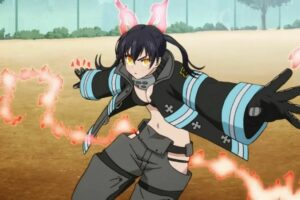 Fire Force Author Embraces Skin-show In Response To Fan Service Criticism