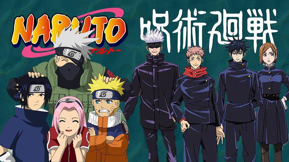10 Similarities Between Naruto and Jujutsu Kaisen Explored In Depth
