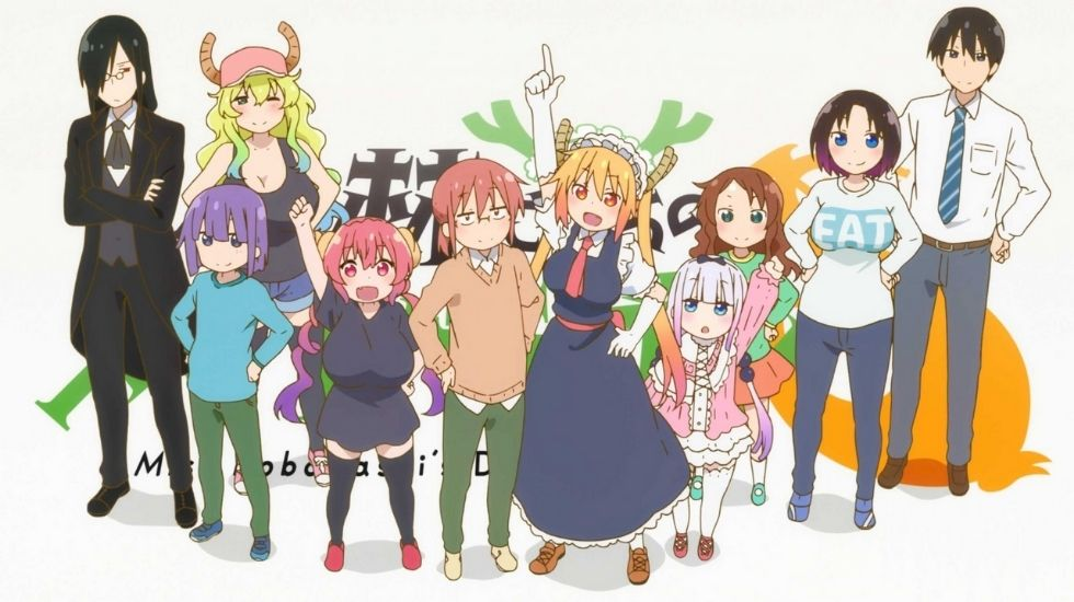 Director Reveals That KyoAni Proposed To Animate Miss Kobayashi's Dragon Maid