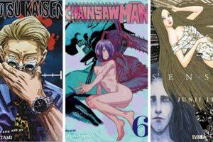 Manga Dominate The New York Times' Bestseller List