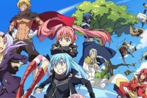 That Time I Got Reincarnated As A Slime Anime Movie Confirmed For Fall 2022