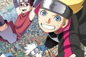 Boruto: Naruto Next Generations Filler List Guide 2021