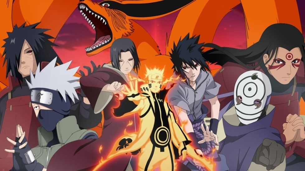 Top 10 Strongest Naruto Characters Of All Time!